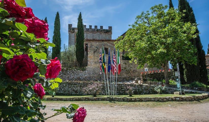 Guardacastello - Monteriggioni - Apartament