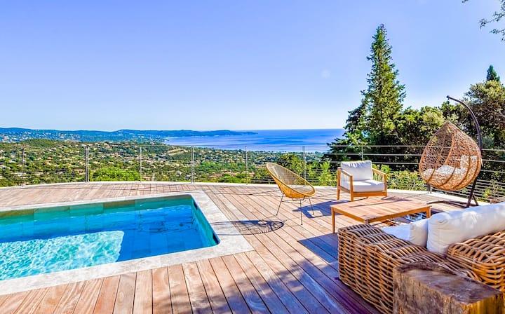 Découvrez la Villa «The View»