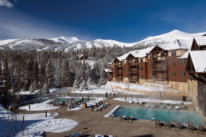 Studio apartment in Breckenridge, Colorado