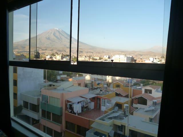 La mejor vista de la ciudad y el confort deseado!!
