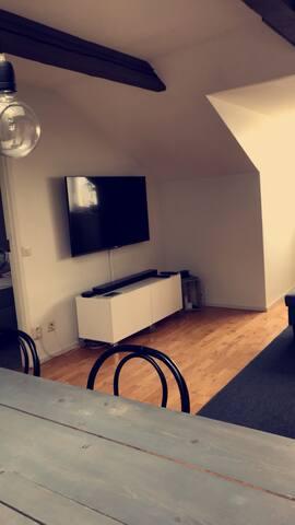 Central lägenhet i hjärtat av Kalmar