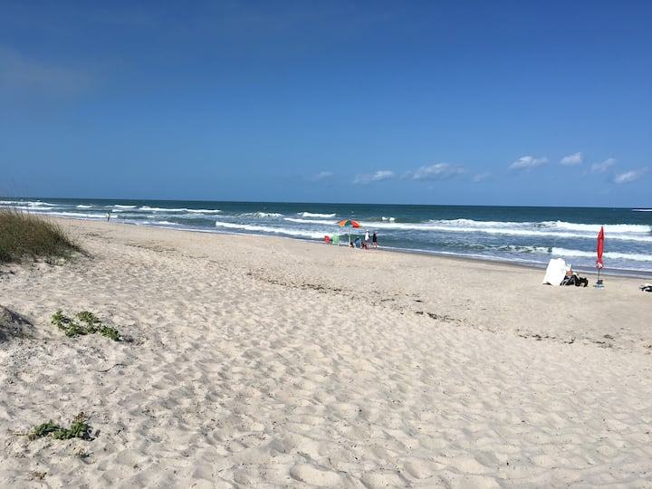 Beach Front Vacation Cottage Hutchinson Island Fl