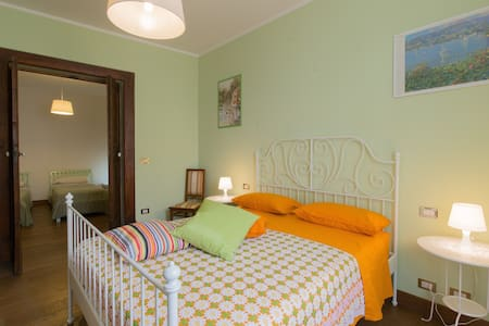 Quadruple room - B&B AL BELVEDERE - Inap sarapan