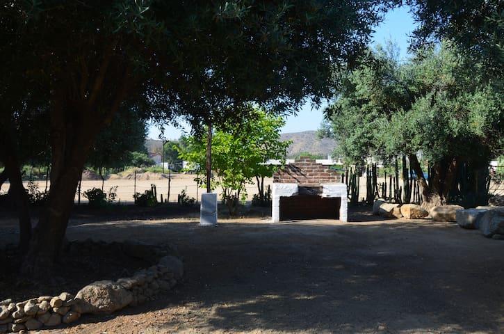 RV parks: Mesa Redonda