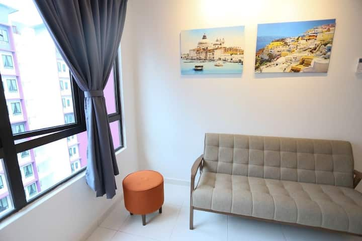 Homestay Malacca @ Cozy Stay (EXECUTIVE 2BR)