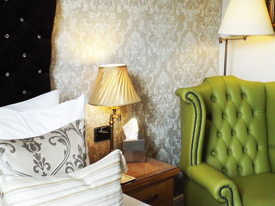 Room 2 - Classic double room