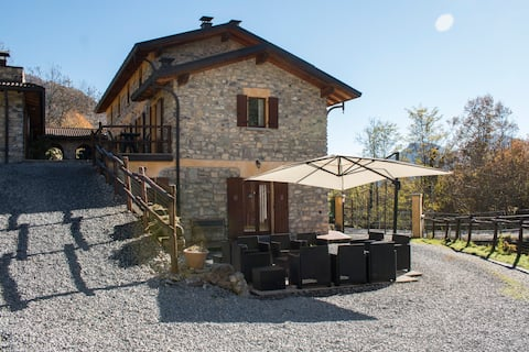 Il Talento Nella Quiete-Room for 2 Lake Como