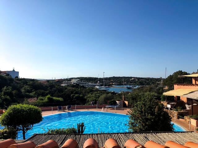 Appartamento con vista Porto Cervo Marina