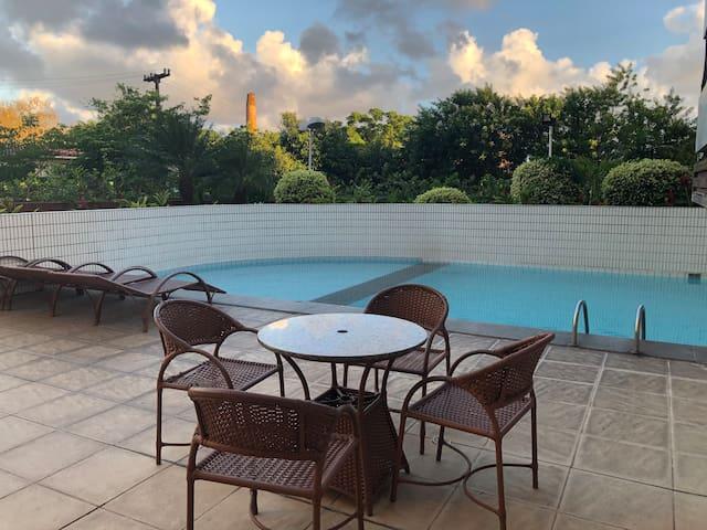 Apartamento charmoso, PERTO UFRPE E UFPE, INTEIRO