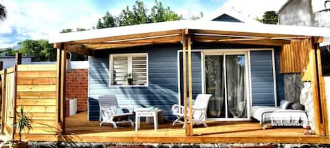 Bungalodge Chez Les Filles - Grand Anse/Petite Ile
