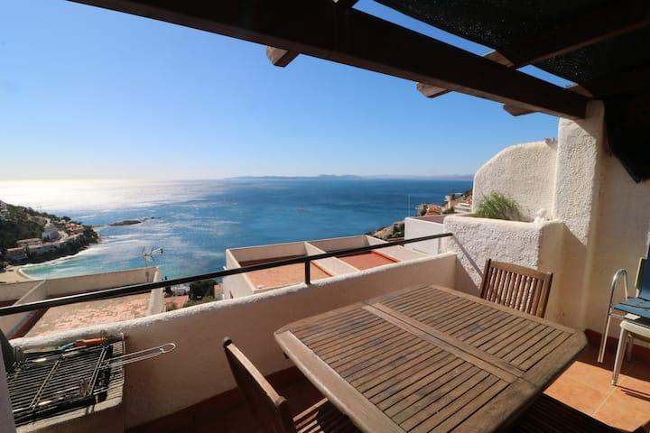 BRAMER 36 - Casa Rosas vista mar