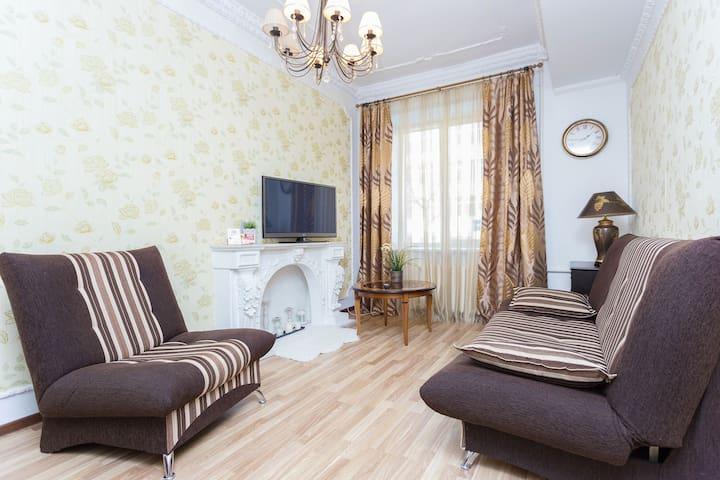 Однакомнатная квартира на Захарова