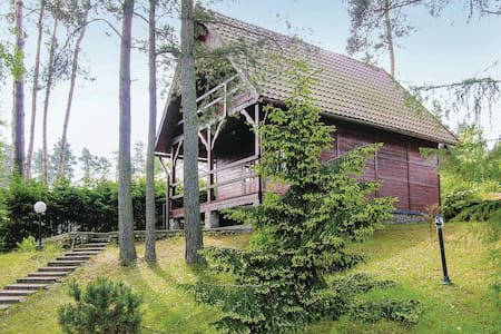 Holiday cottage with 2 bedrooms on 78m² in Grunwald