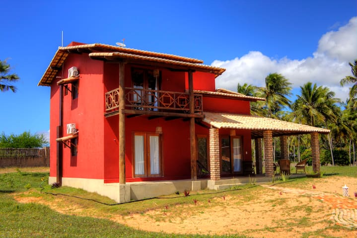 Casa no Condomínio em São Miguel do Gostoso - Natal - Huis
