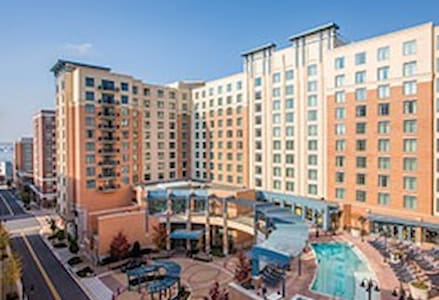 Wyndham National Harbor 2BR. - Wohnung
