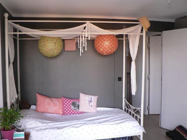 Chambre dans duplex - Nizza - Condominio