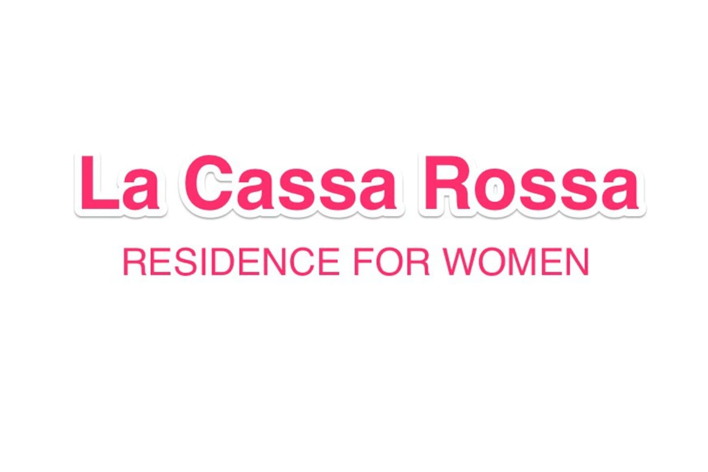Cassa Rossa Women Residence in Mexico City South