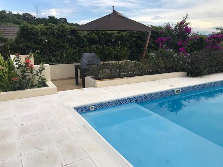 Villa completa - Condominio privado y exclusivo