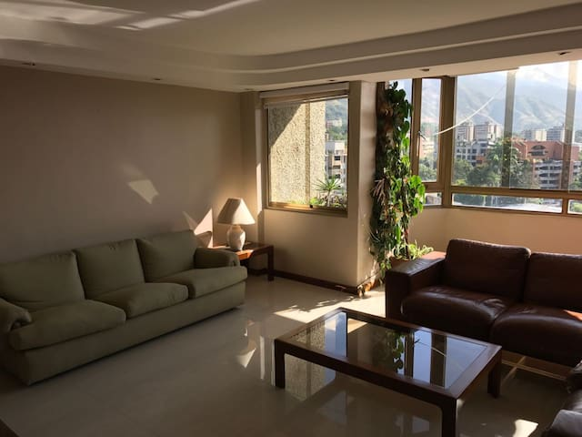 Beautiful apartment with a great view - Caracas - Apartamento