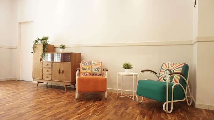 Best Retro House n/ GAsiaAfrica&FarmHouse Lembang