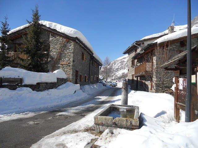 hameau du villaron - Bessans - Lägenhet