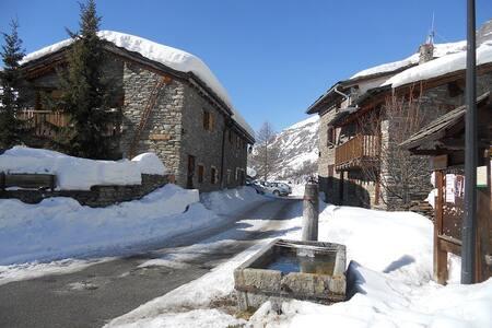 hameau du villaron - Bessans - Huoneisto
