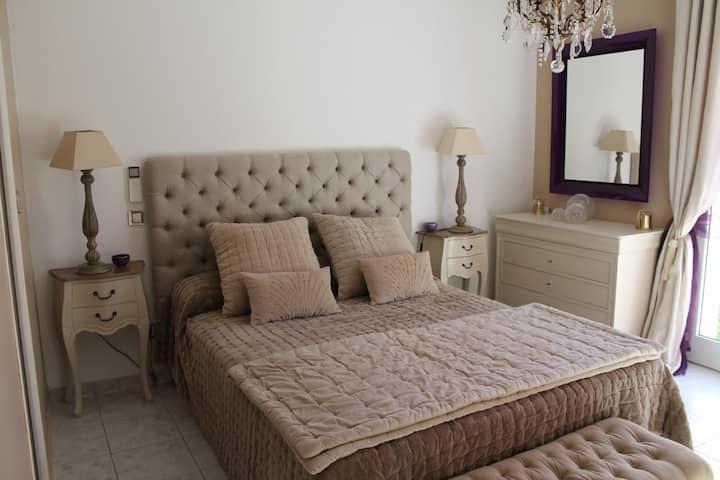 Chambres d'hôtes de charmes luxe - Mauve