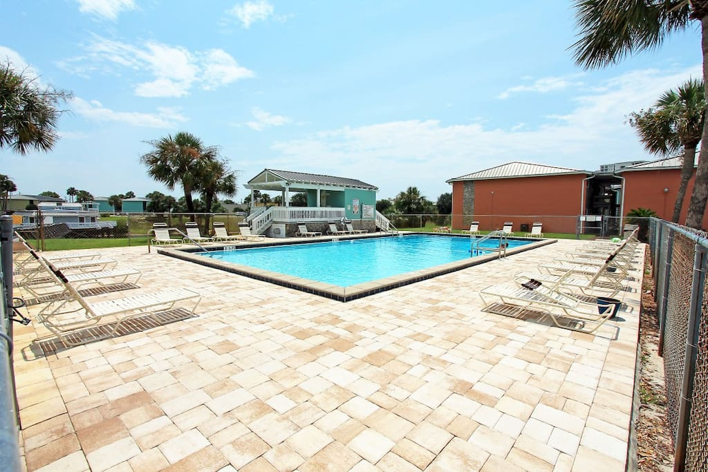 One of the Pools-Gulf Terrace