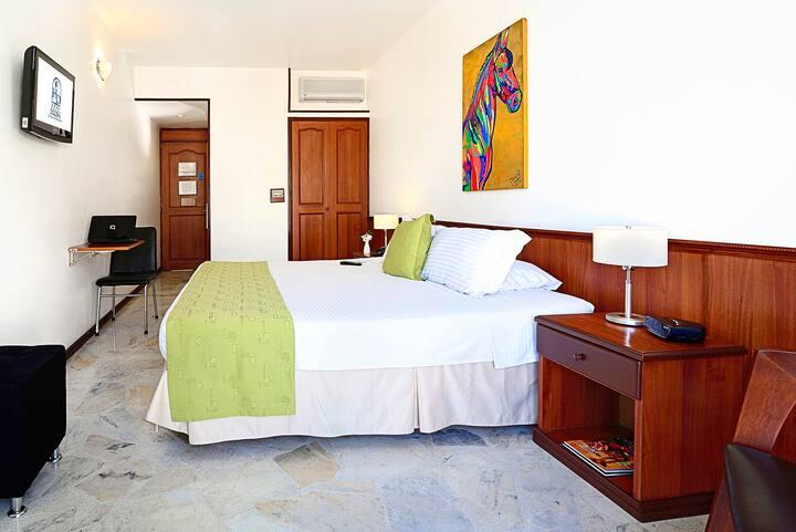 Habitación Sencilla hotel Dulima Ibagué