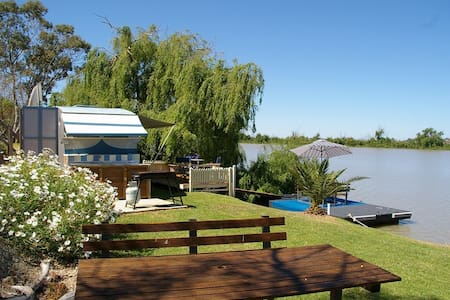 Holiday on Murray (PET FRIENDLY) - Tailem Bend