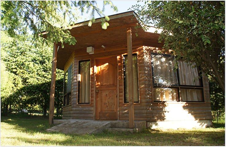 Cabaña Junior, Rancho Esperanza - Licanray - Ev