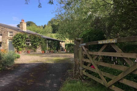 A unique rural cottage in the heart of Northumbria
