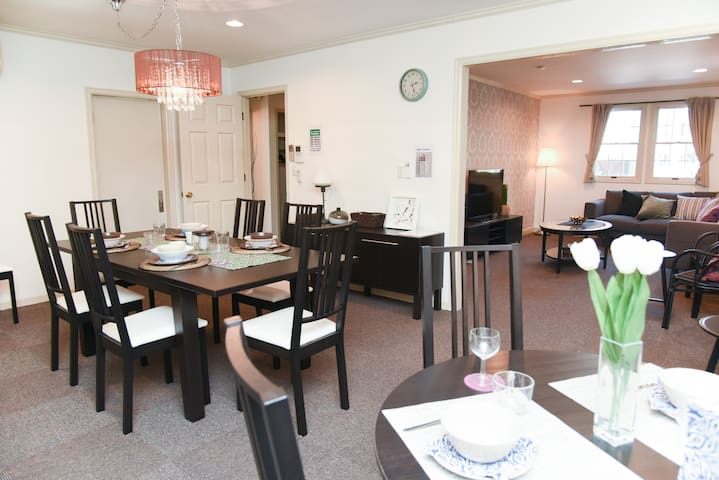 Super luxury house in stylish Aoyama! Up to 12 ppl