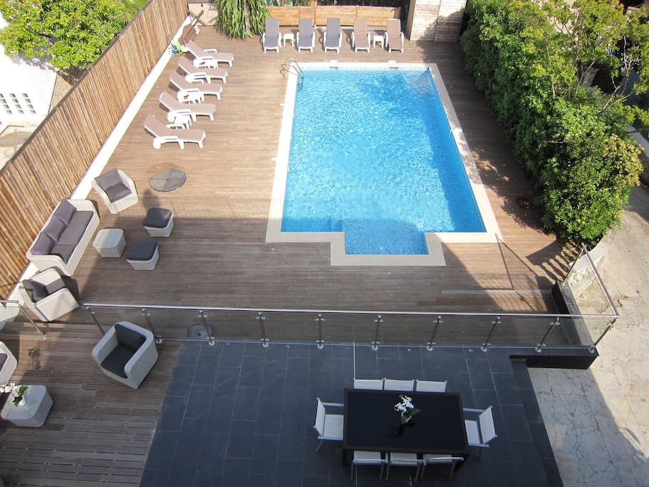 Amazing 6 to 7 bedroom property, walking distance to Juan les Pins
