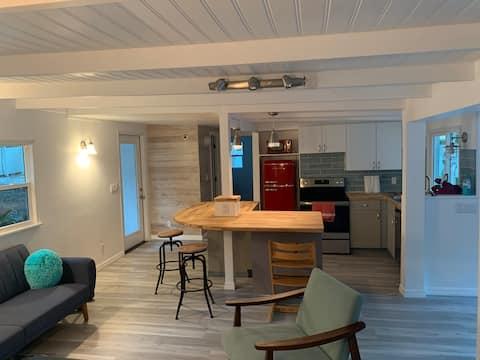 Manasota Key Beach Cottage para familias