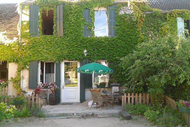 Les Etangs d'Arts : Cosy B&B - Corcelles-les-Arts - House