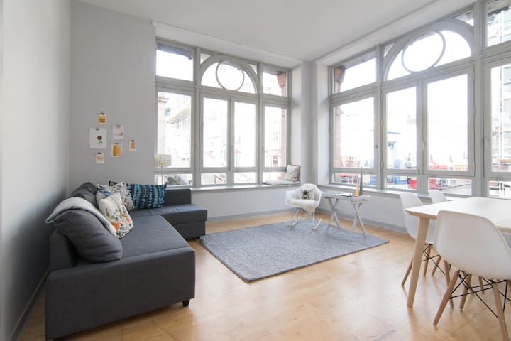 Mackintosh Suite - Gorgeous 1 bed City Centre Flat - Glasgow - Apartemen