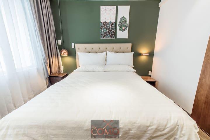 LL-Ben Thanh Market Apartment 1 Bedroom