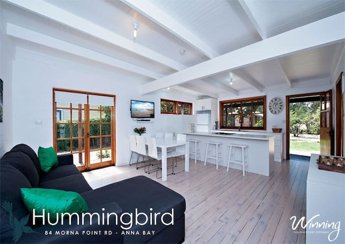 Humming Bird - Anna Bay - Hus