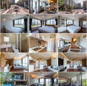 2BR Nice and cozy apartment Hua Hin - Nong Kae