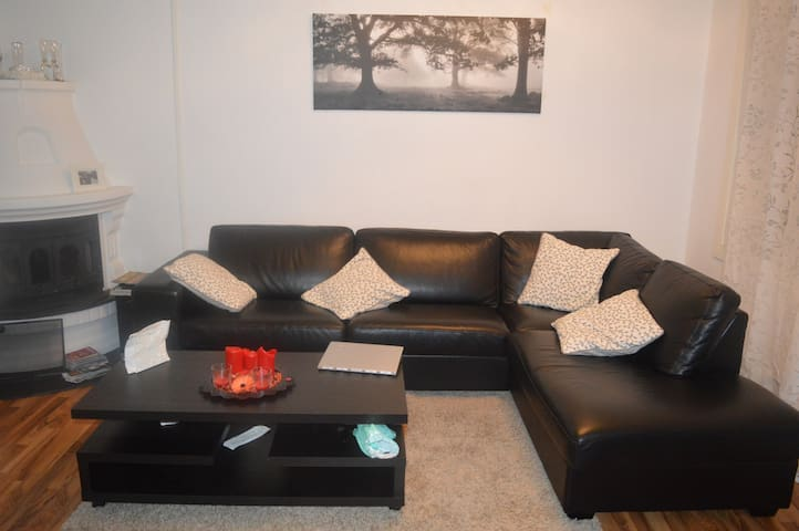 Room close to Oslo center 12 min, peaceful area. - Oslo - Apartment