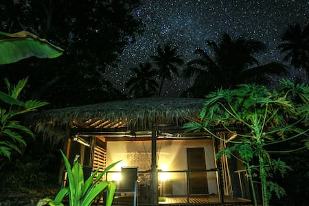 Jungle Bungalow 1 - Divi's Boutique Retreat