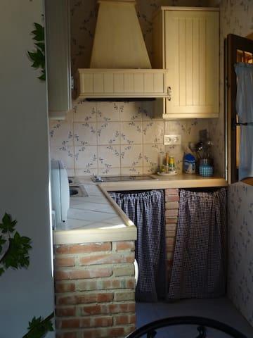Apartamento para 2 con jacuzzi - Alcalá de Moncayo - Condominium