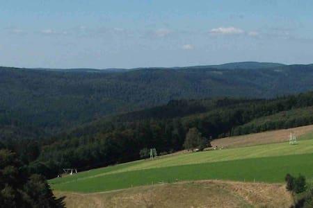Landhaus Fewo mit herrlicher Aussicht, Schanze - Schmallenberg