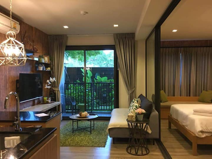 1 bedroom Ground Floor near Regent Chalet Cha-am
