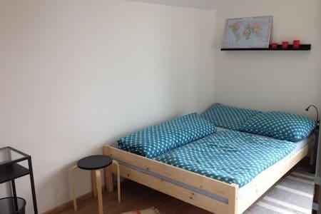 Cozy room - Bohemian Switzerland/České Švýcarsko - Krásná Lípa - Hus