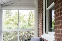 Sunny Screened Porch