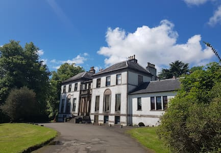 Perfect for exploring the West,  near Loch Lomond