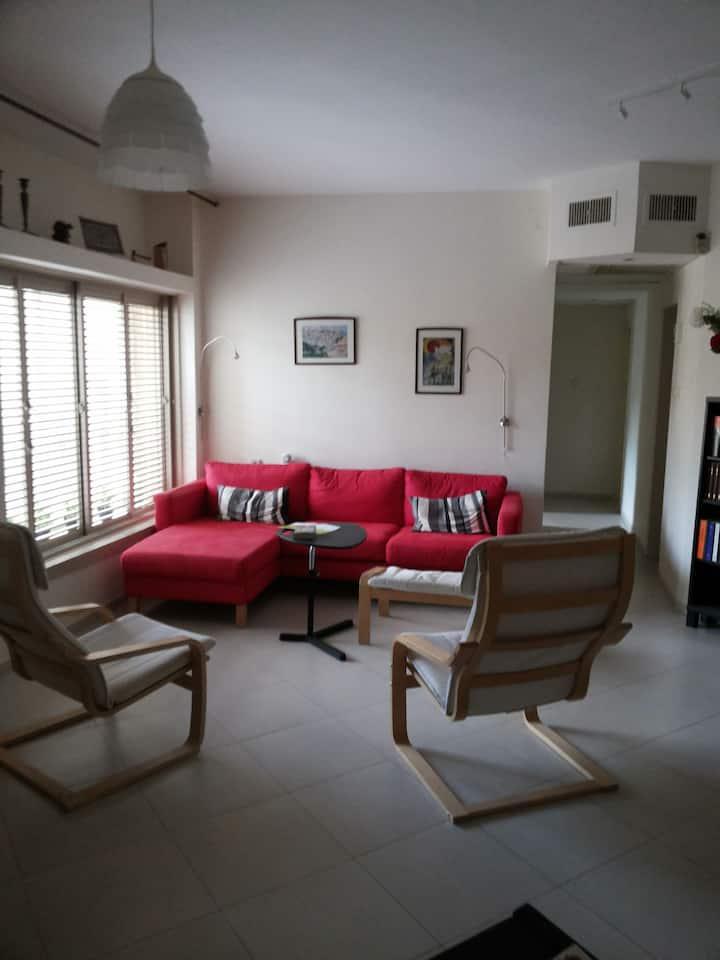 Appartment 2 chambres Quartier Ahuza. Kasher