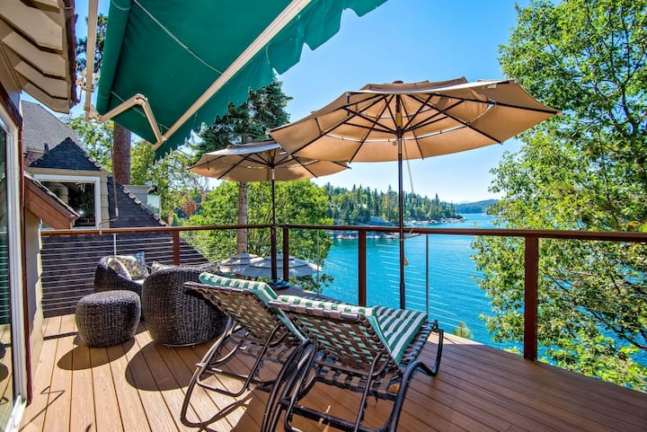 Gorgeous Lake Views/Sky Park/Jacuzzi/2BD/1Bth